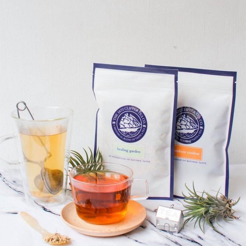 Healing Garden Tea Leaves 療愈花園拼配茶葉