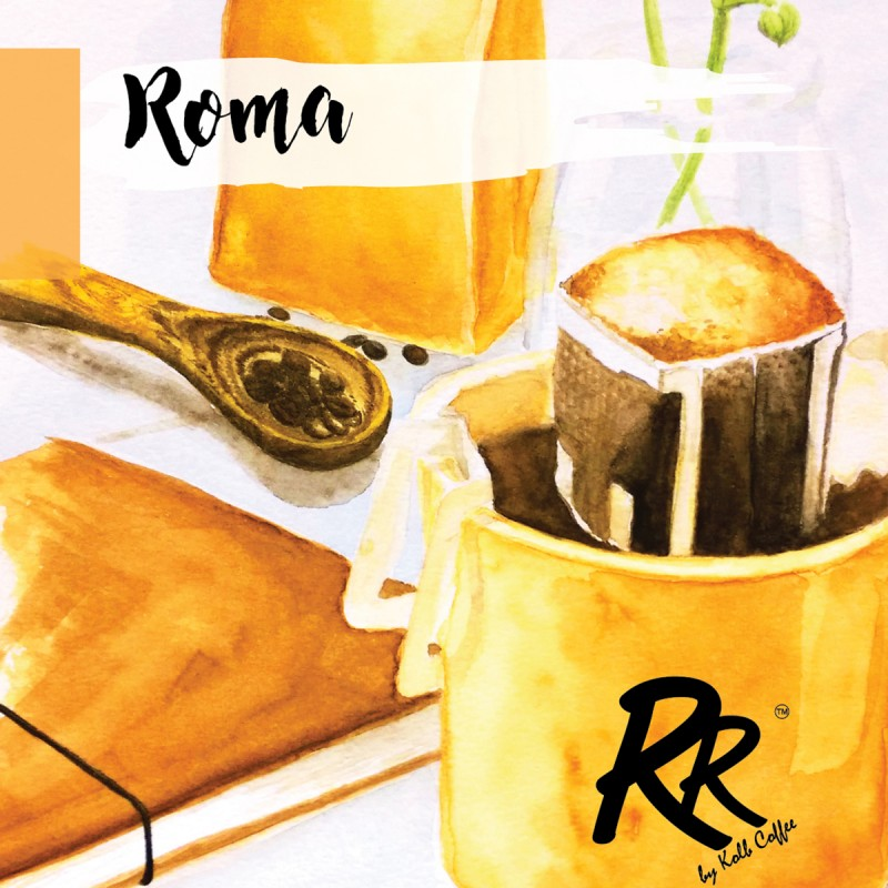 Roma Coffee Drip Bag