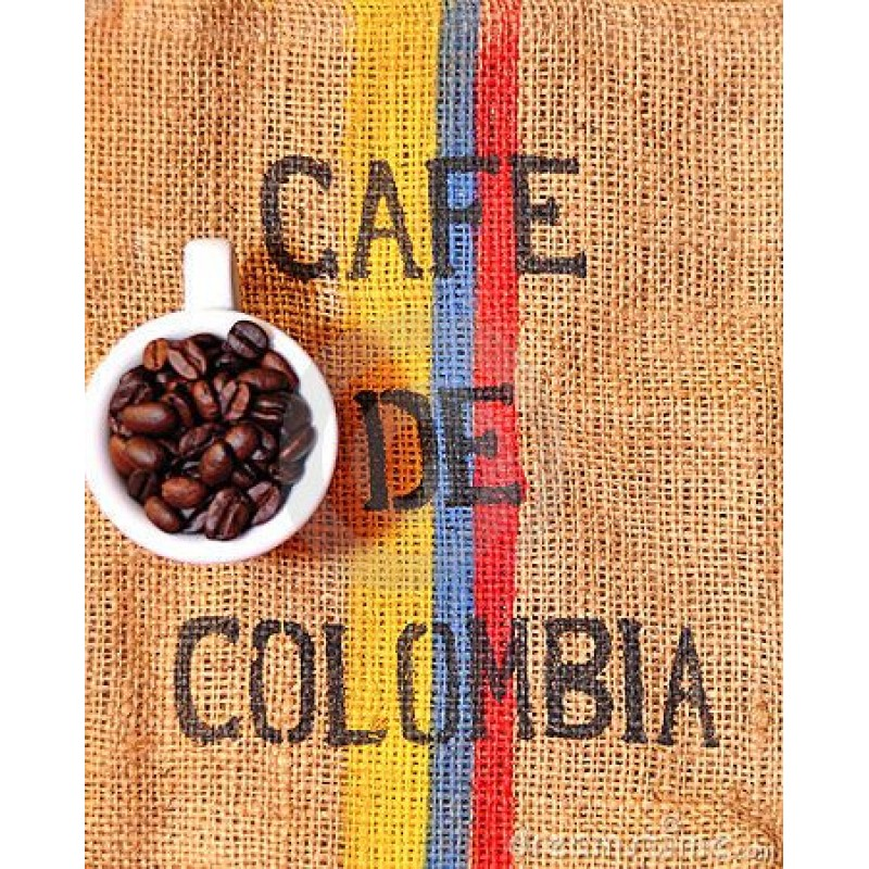 #3 Colombia Supremo Coffee 200g