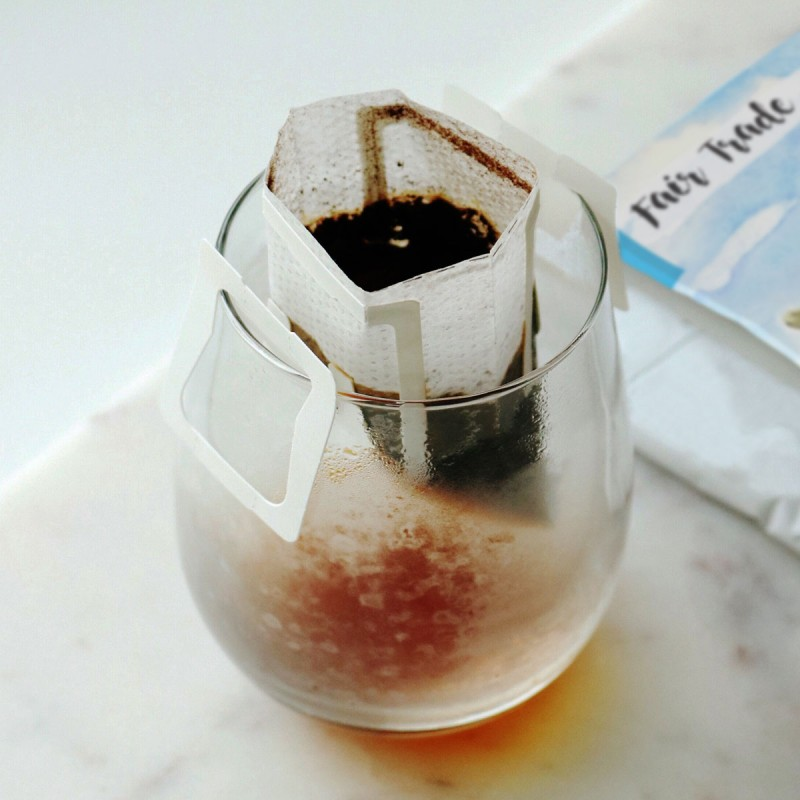 Fairtrade Coffee Drip Bag