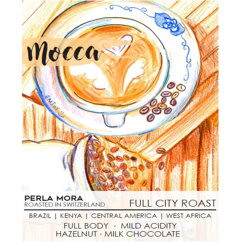 #98 Mocca Coffee 200g