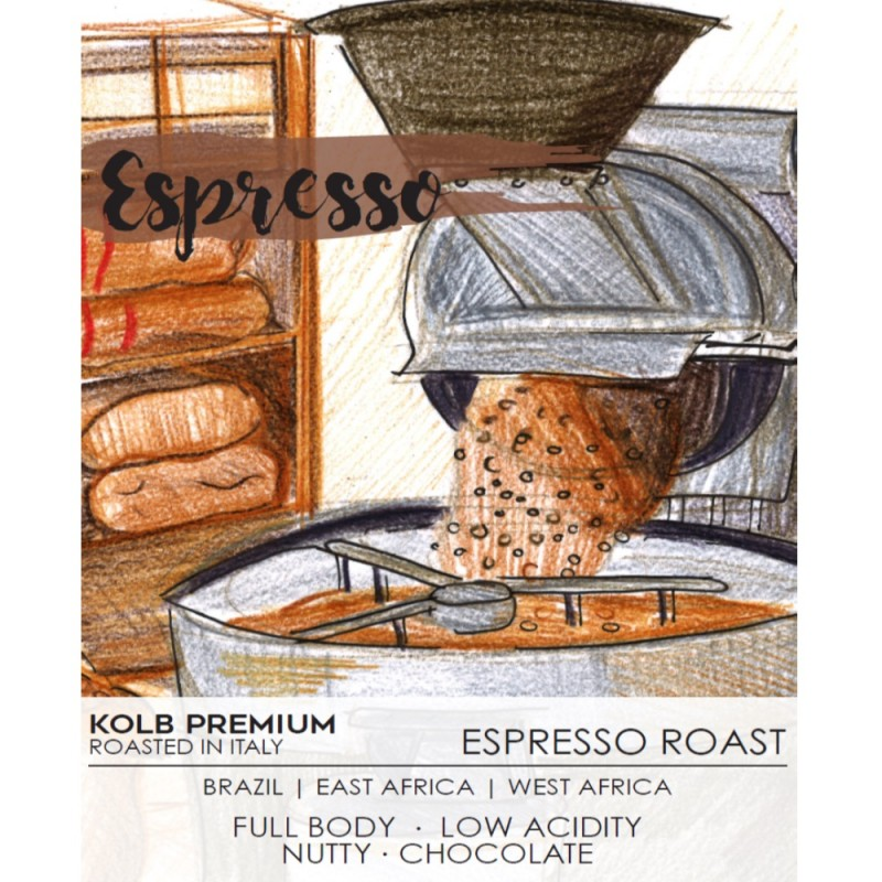 #88 Espresso Coffee 200g