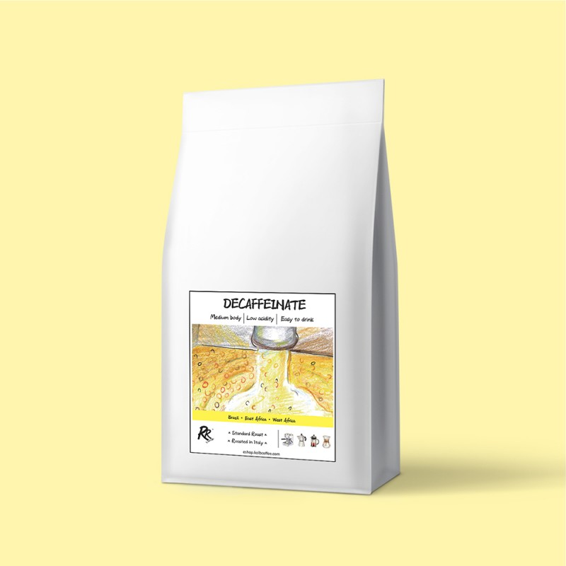Decaffeinated Ground Coffee 100g
