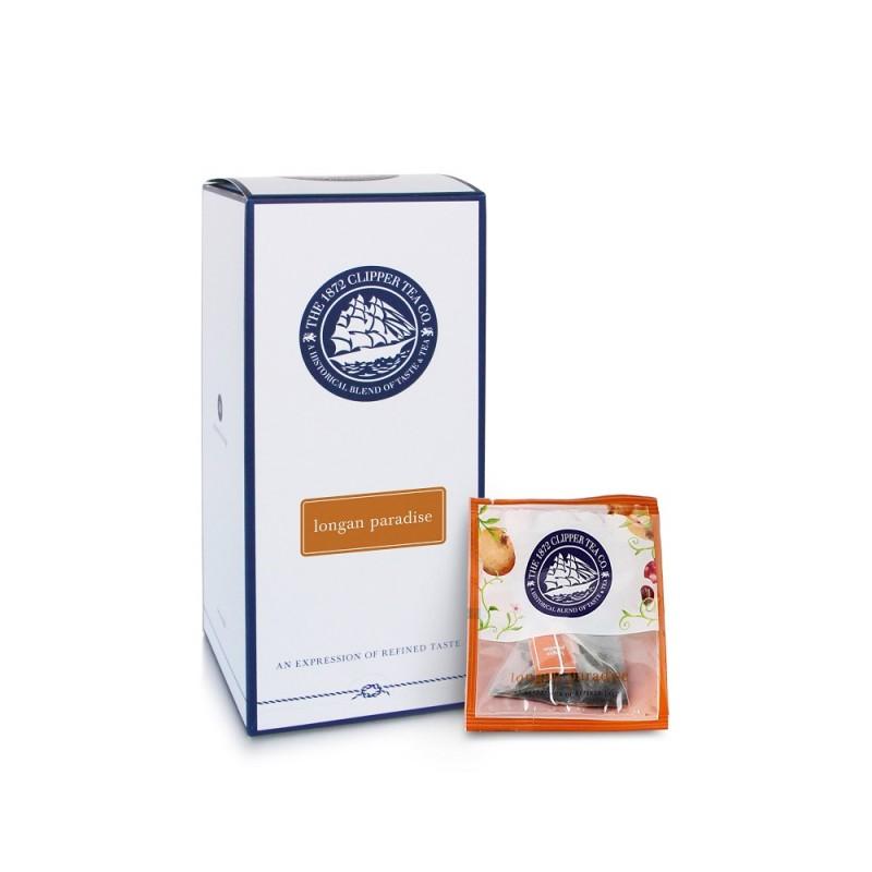 Longan Paradise Pyramid Tea Bag 30pcs 龍眼樂園三角茶包