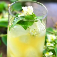 ELDERFLOWER HONEY ICED TEA