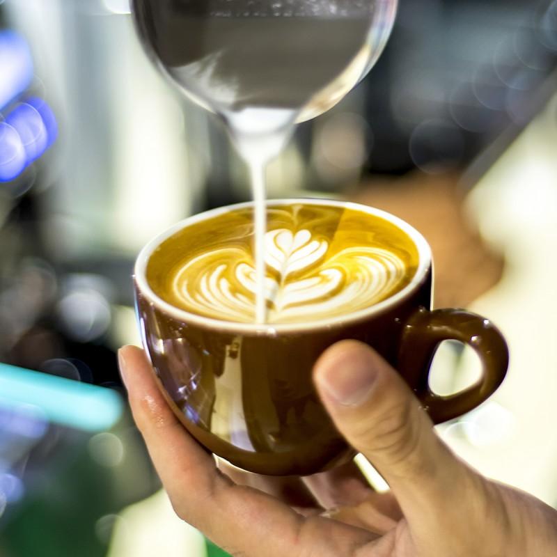 Latte Art Workshop咖啡拉花工作坊